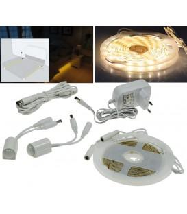 LED Bettenbeleuchtung mit 2 PIR-Sensoren Bild 1