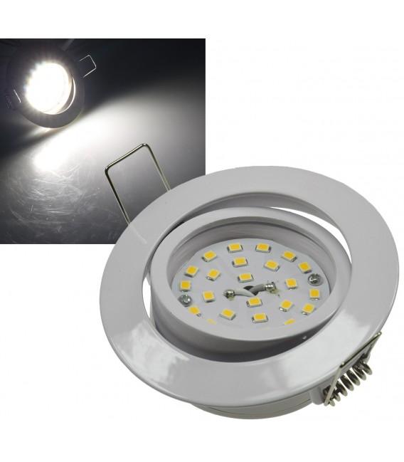 """LED-Einbauleuchte """"Flat-32dim"""" weiß Bild 1"""