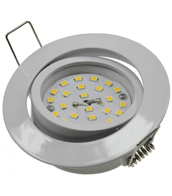"""LED-Einbauleuchte """"Flat-32dim"""" weiß Bild 2"""