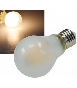 "LED Glühlampe E27 ""Filament G60m"" matt Bild 1"