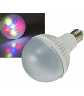 """LED Mini-Licht-Effekt """"PartyBulb 95"""" Bild 1"""