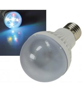 """LED Mini-Licht-Effekt """"PartyBulb 70"""" Bild 1"""