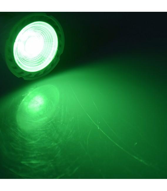 "LED Strahler GU10 ""LDS-50"" grün Bild 2 Vorschau"