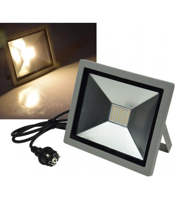 "LED-Fluter SlimLine ""CTF-SLT 50"" silber Bild 1 Vorschau"