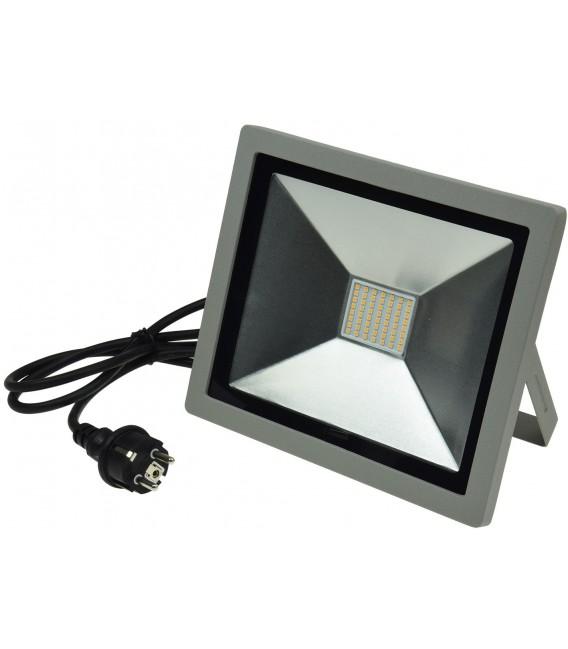 "LED-Fluter SlimLine ""CTF-SLT 50"" silber Bild 2 Vorschau"