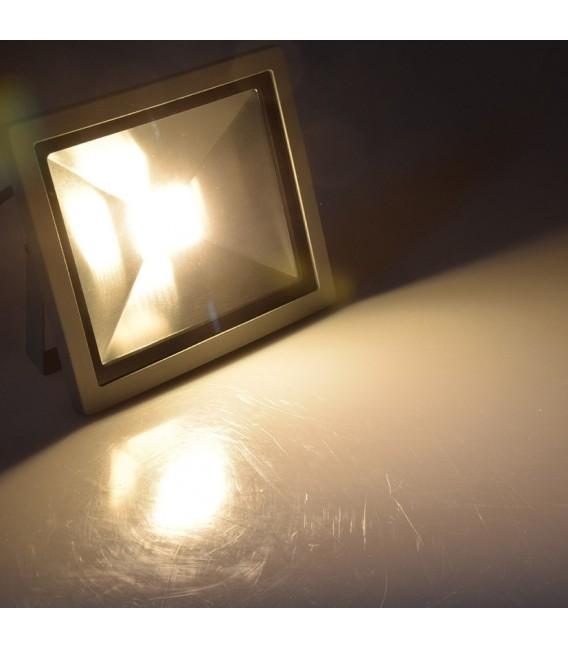 "LED-Fluter SlimLine ""CTF-SLT 50"" silber Bild 4 Vorschau"