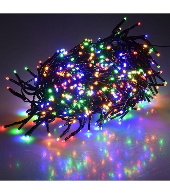 """LED Büschel-Lichterkette """"CT-BLK040"""" 4m Bild 4 Vorschau"""