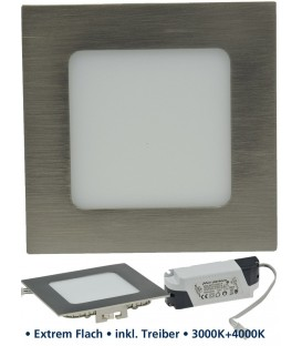 "LED Panel ""CCT-012"" 12x12cm 600lm Bild 1"