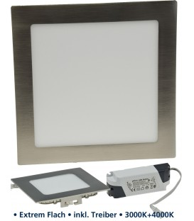 "LED Panel ""CCT-022"" 22x22cm 1400lm Bild 1"
