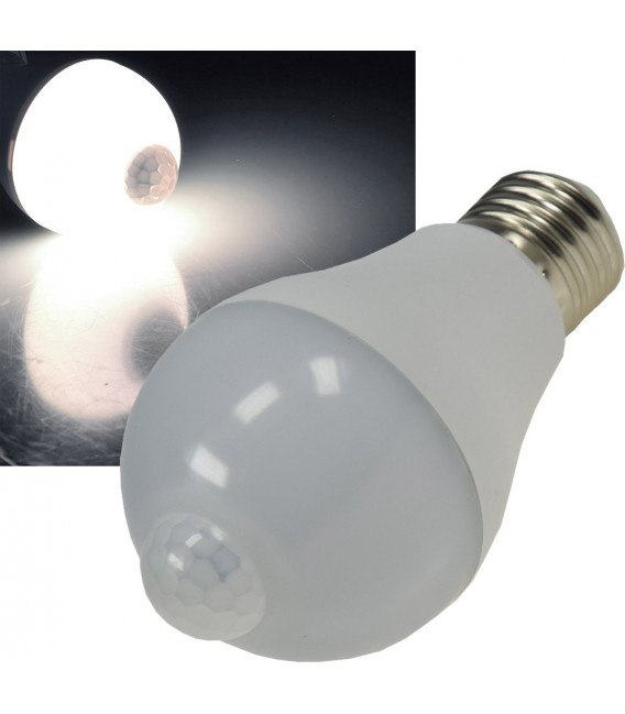 "LED Glühlampe E27 ""PIR-7W"" neutralweiß Bild 1"