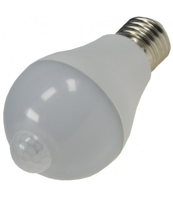 "LED Glühlampe E27 ""PIR-7W"" neutralweiß Bild 2"
