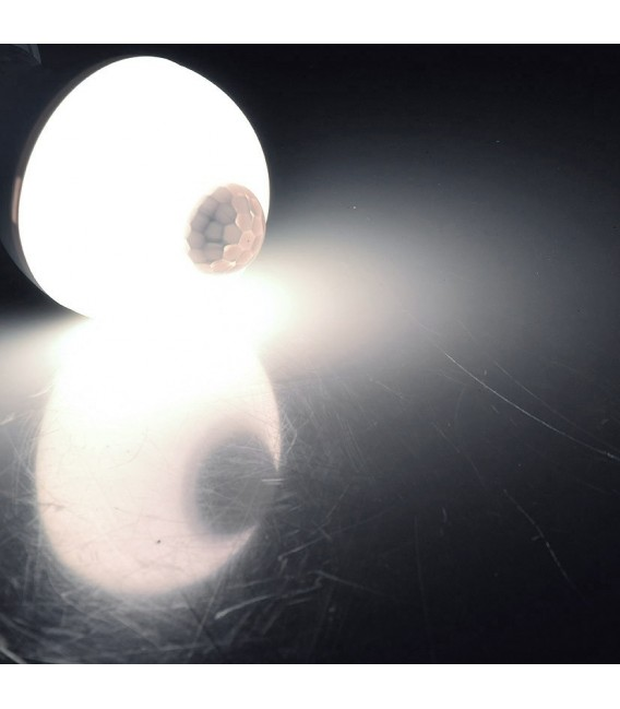 "LED Glühlampe E27 ""PIR-7W"" neutralweiß Bild 3"