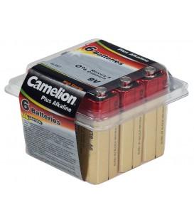 9V-Block-Batterie CAMELION AlkalinePlus Bild 1
