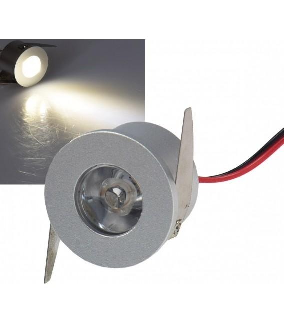 """LED-Einbau Spot """"Slim-22"""" neutralweiß Bild 1 Vorschau"""