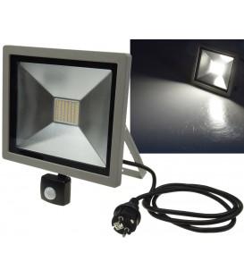 "LED-Fluter SlimLine ""CTF-SLT50 PIR"" Bild 1"