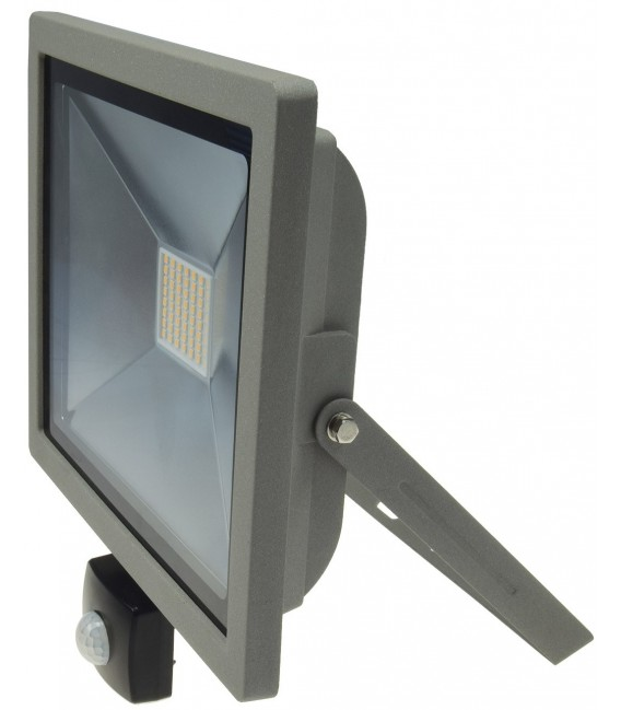 "LED-Fluter SlimLine ""CTF-SLT50 PIR"" Bild 2"