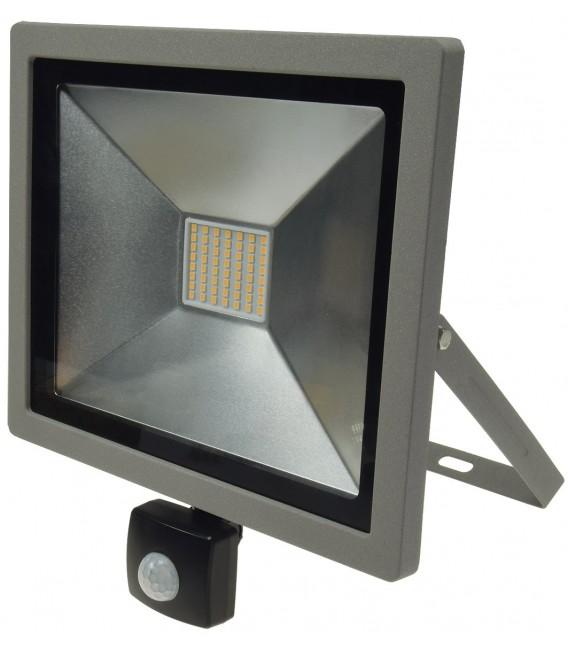 "LED-Fluter SlimLine ""CTF-SLT50 PIR"" Bild 5"