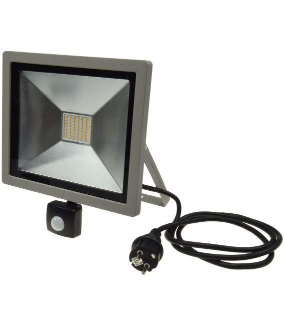 "LED-Fluter SlimLine ""CTF-SLT50 PIR"" Bild 6"