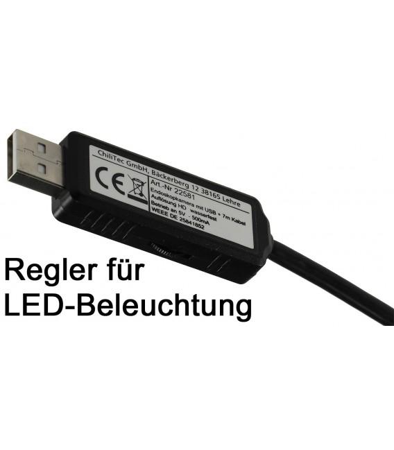 Endoskopkamera USB mit 7m Kabel Bild 4 Vorschau