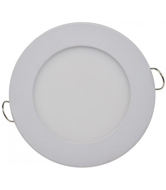 "LED Licht-Panel ""QCP-12R"" Ø 12cm Bild 2"