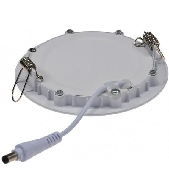 "LED Licht-Panel ""QCP-12R"" Ø 12cm Bild 3"