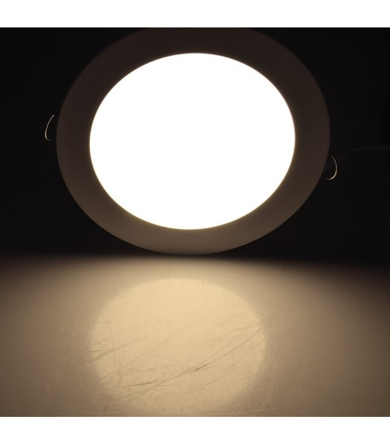 "LED Licht-Panel ""QCP-12R"" Ø 12cm Bild 5"