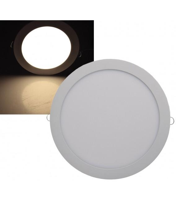 """LED Licht-Panel """"QCP-30R"""" Ø 30cm Bild 1 Vorschau"""