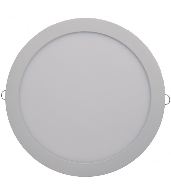 """LED Licht-Panel """"QCP-30R"""" Ø 30cm Bild 2 Vorschau"""