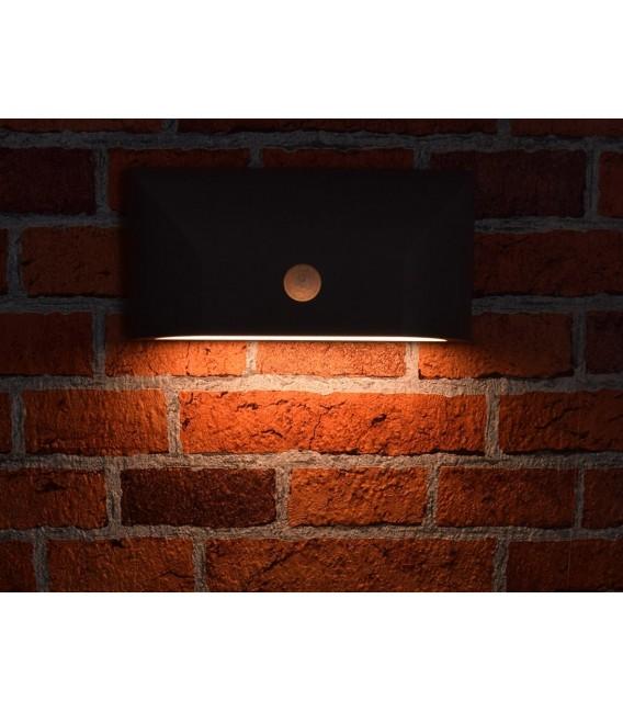 """LED Wandleuchte """"KWL-220-PIR"""" eckig Bild 7 Vorschau"""