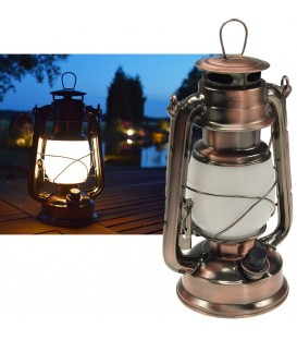 """LED Camping Laterne """"CT-CL Copper"""" Bild 1"""