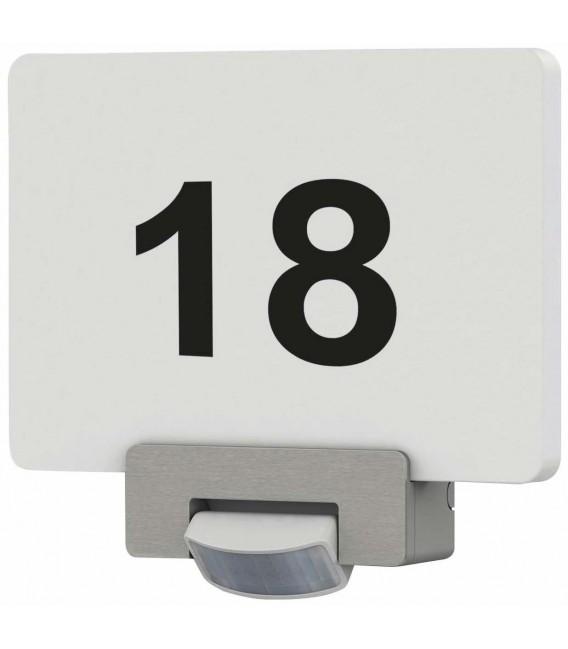 Hausnummernleuchte mit Bewegungsmelder Bild 1
