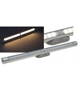 LED Akku-Leuchte Magnethalter LxØ 30x2cm Bild 1