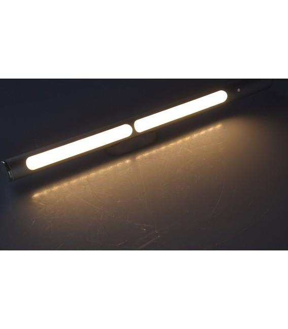 LED Akku-Leuchte Magnethalter LxØ 30x2cm Bild 3