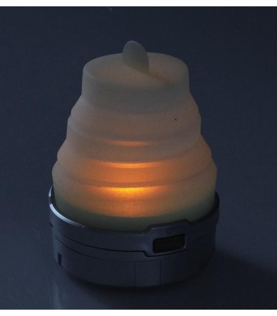 LED Ziehharmonika Camping-Leuchte Bild 6 Vorschau