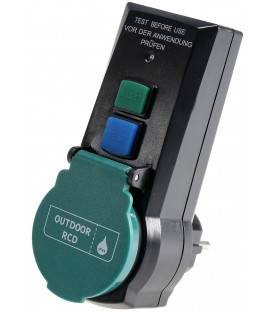 Fehlerstromschutzadapter (RCD) Bild 1