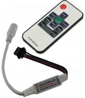 RGB LED-Stripe Controller Funk Bild 1