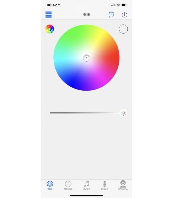 RGB LED-Stripe Controller WiFi Bild 2