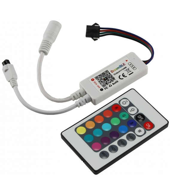 RGB LED-Stripe Controller Bluetooth Bild 1