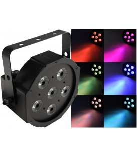 "LED-Discostrahler ""PARTY 6x8 RGB TCL"" Bild 1"
