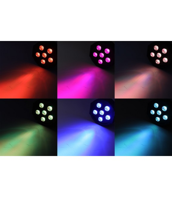 "LED-Discostrahler ""PARTY 6x8 RGB TCL"" Bild 3"