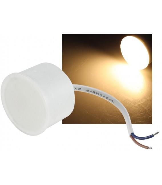 """LED-Leuchte """"Piatto P6"""" warmweiß Bild 1"""