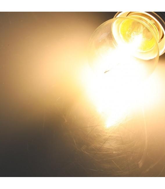 """LED Tropfenlampe E27 """"Filament T4"""" Bild 3"""