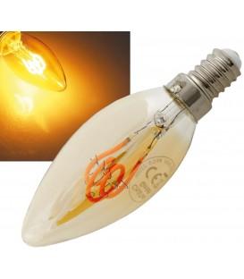 "LED Kerzenlampe E14 ""Vintage K25"" Bild 1"