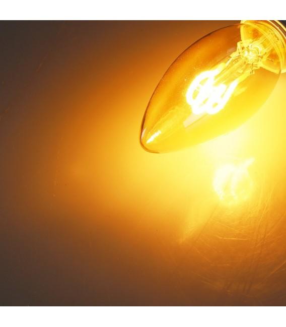 "LED Kerzenlampe E14 ""Vintage K25"" Bild 3"