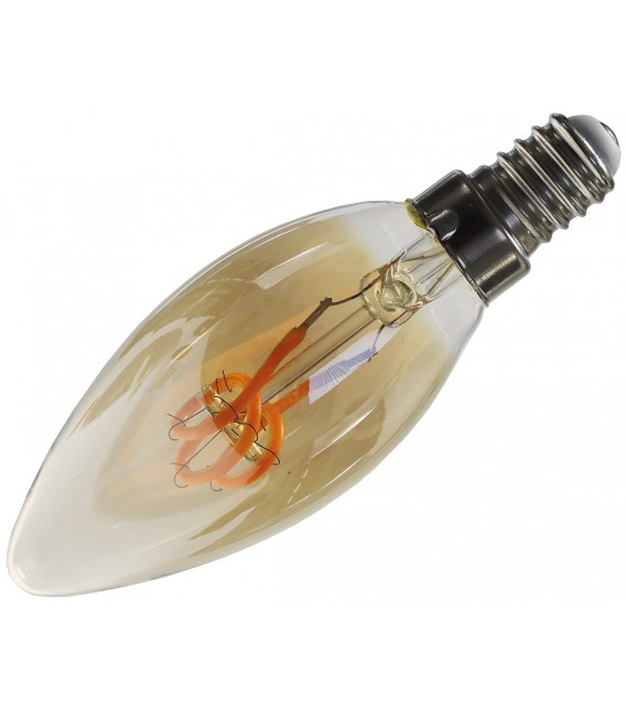 "LED Kerzenlampe E14 ""Vintage K25"" Bild 4"