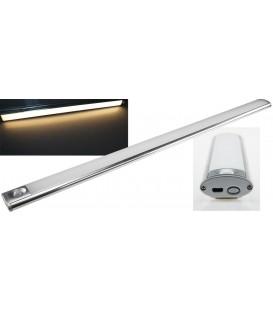 """LED Akku-Leuchte PIR Sensor """"MAL-60 ww"""" Bild 1"""