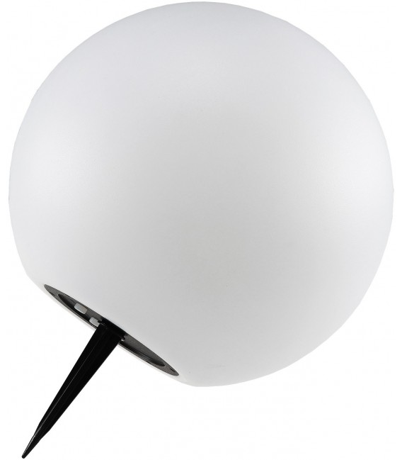 "LED Solar Kugelleuchte 25cm Ø ""SK25 WW"" Bild 2"