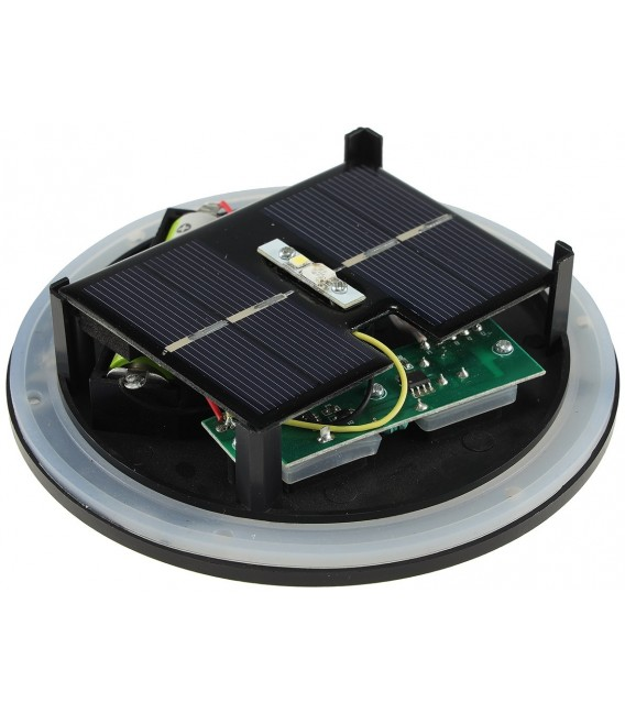 "LED Solar Kugelleuchte 25cm Ø ""SK25 WW"" Bild 3"