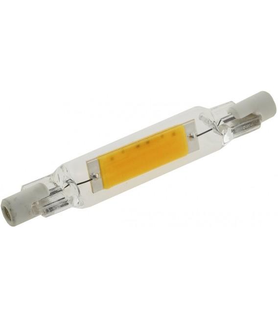 """LED Strahler R7s """"Glas RS78"""" Bild 2"""