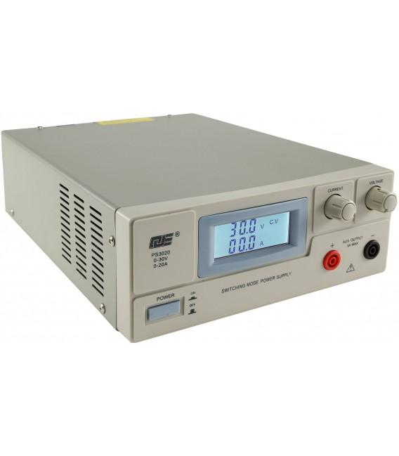 """Regelbares Labornetzgerät """"CTL-3020"""" Bild 9 Vorschau"""